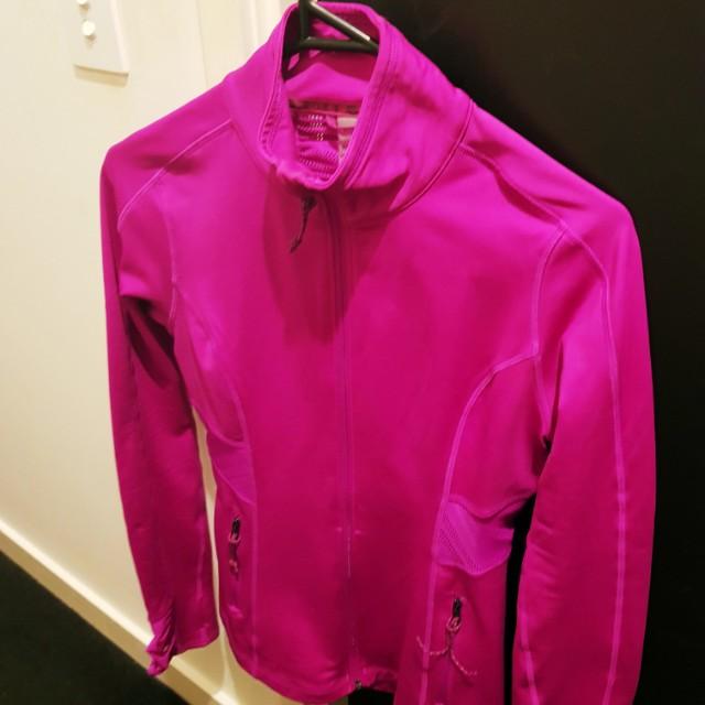 Pink Roxy Gym Light Jumper/runner sx