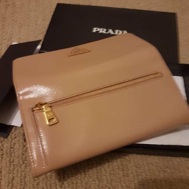 Prada Wallet As New Authentic ofc