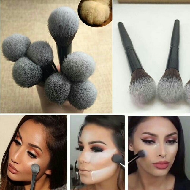 Pro Beauty Blush Powder Brush