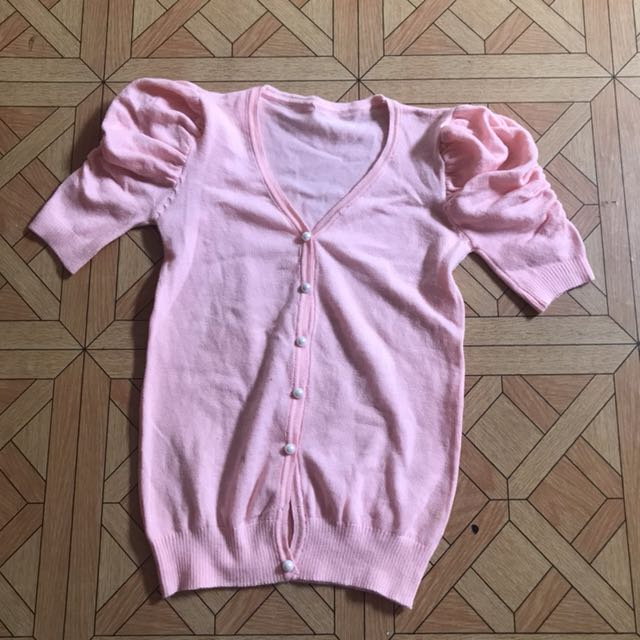 Rajut soft pink