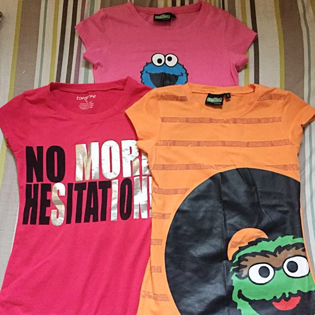 Repriced! take all for 200- fitted tshirt