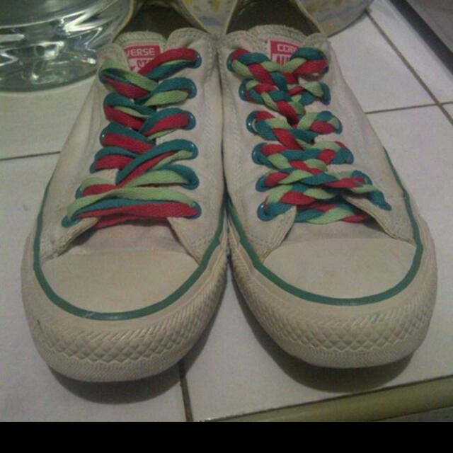 RESELLING Authentic Converse Shoes