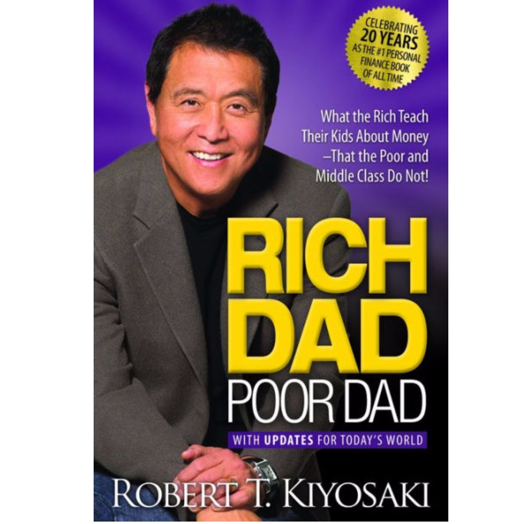Rich Dad, Poor Dad by Robert Kiyosaki (E-book, PDF format)