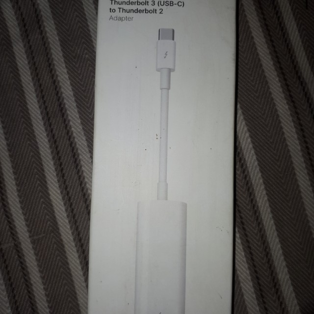 SALE!!!Authentic Apple adapter