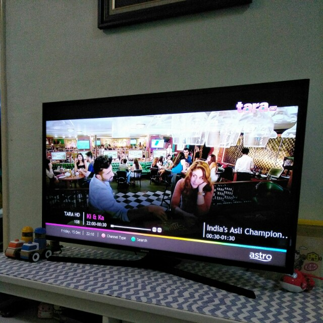 "Samsung 40"" Smart TV Full HD LED"
