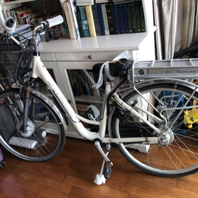 Schwinn electric bike, Bicycles & PMDs, Bicycles on Carousell