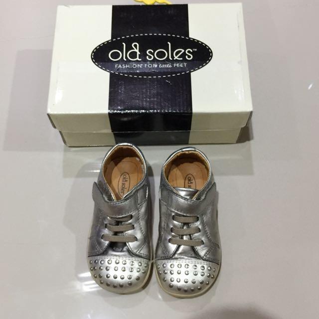 Sepatu Anak Old Soles Untuk Cewe Sz 23