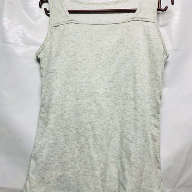 Sleeveless (Gray)