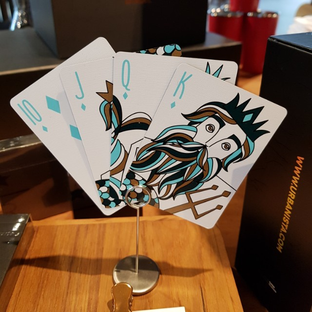 Starbucks Reserve Poker Card Set Toys Games Board Games Cards On Carousell