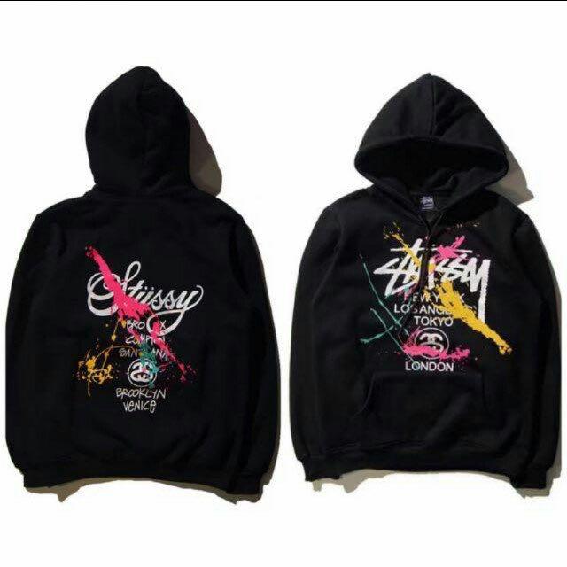 stussy inspired hoodies