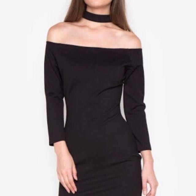 Susto Choker Dress