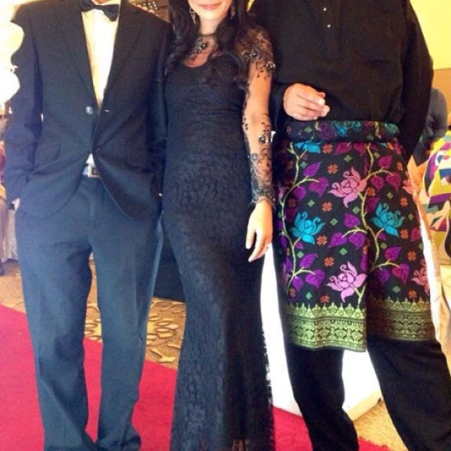 Tailored-made Evening Dress