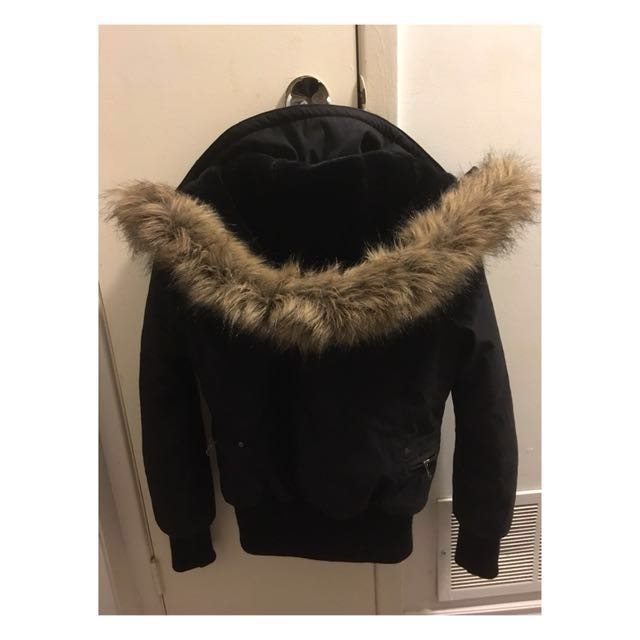 TNA Winter Bomber Jacket