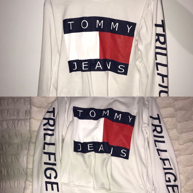 Tommy jeans crop