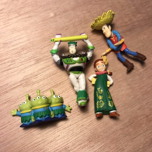 Toy Story Miniature