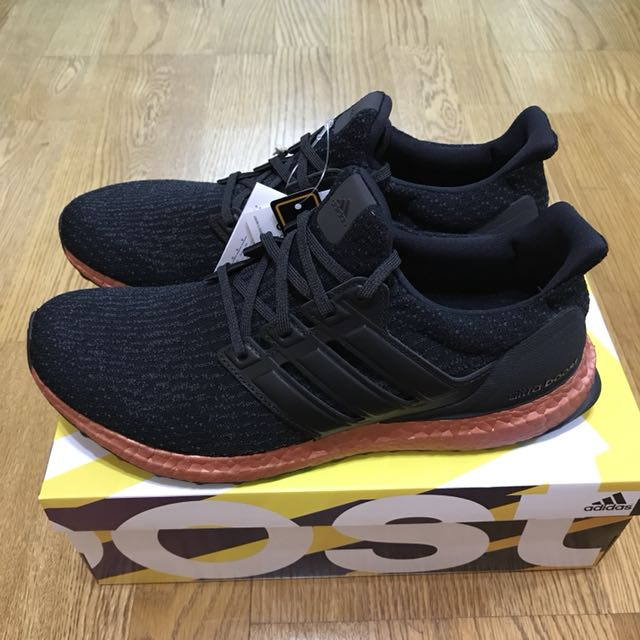 "US10.5 全新限量 adidas Ultra Boost 3.0 ""Bronze Boost"" CG4086"