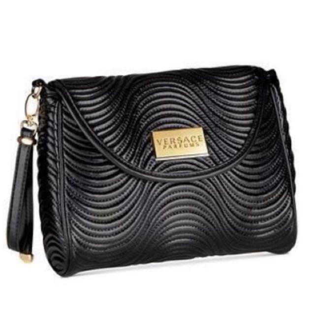 Versace Women Parfums Tote Bag Evening clutch
