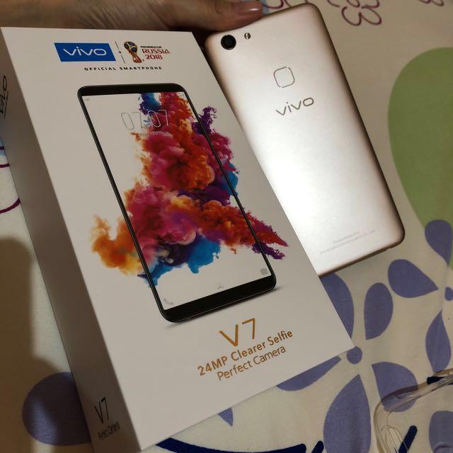 Vivo v7 new