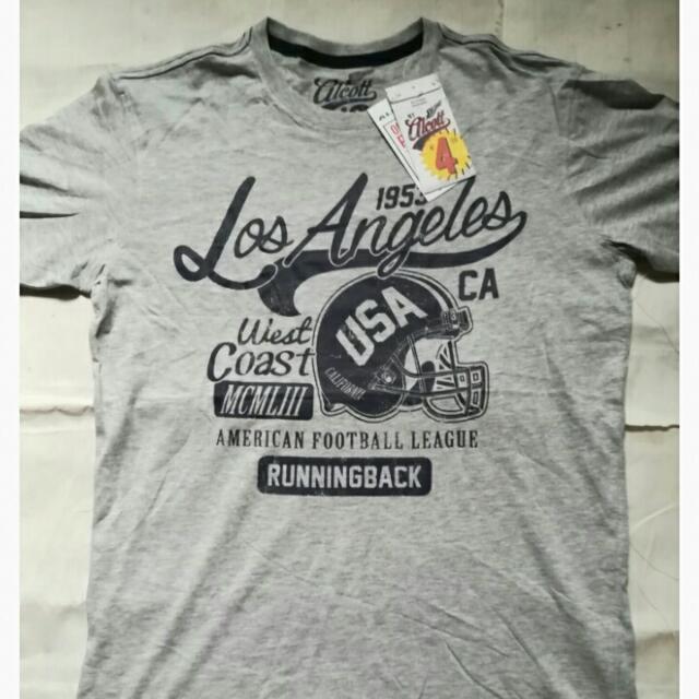 West Coast Gray Shirt