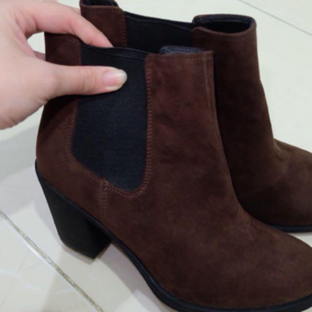 Winter Boot Sepatu Boot Wanita