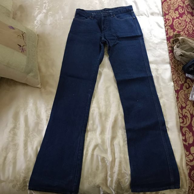 Women's Hipster Bluedog Denim Jeans