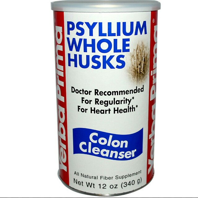 Yerba Prima Psyllium Whole Husk