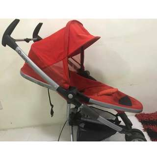 Preloved Quinny Stroller