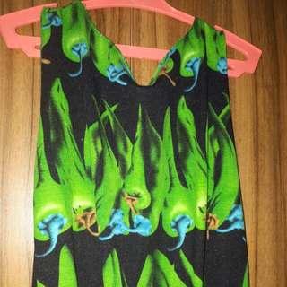 Green Dress (Thailand Made)