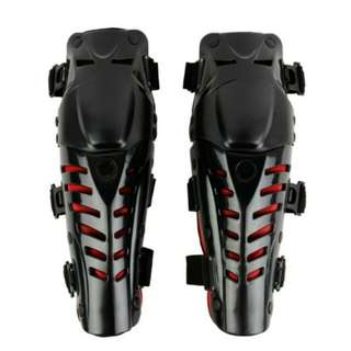 ETOP Motorcycle Motorbike Racing Motocross Knee Pads Protector Guards Protective Gear