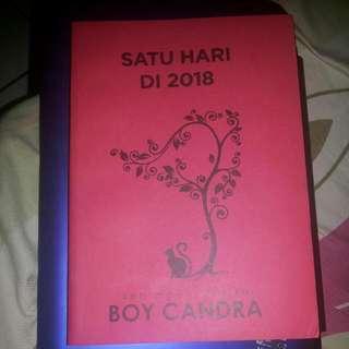 Novel By Boy Candra