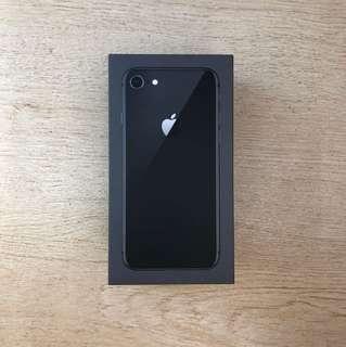 Apple IPhone 8  64 G space grey 太空灰