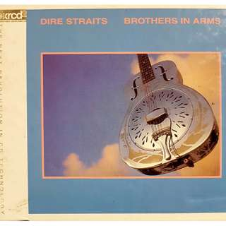 XRCD2 Japan Brothers in Arms Dire Straits
