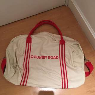 Country Road Travel Bag