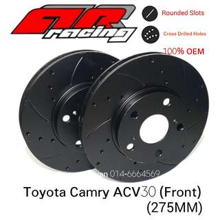 Disc Rotor- Toyota Camry ACV30