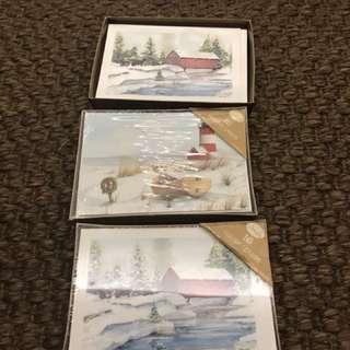 Christmas Cards - Brand New