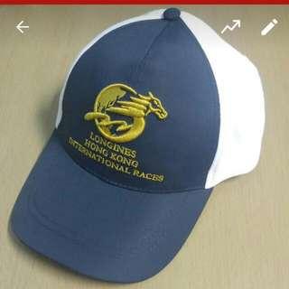全新2017浪琴表香港國際賽事帽 Cap