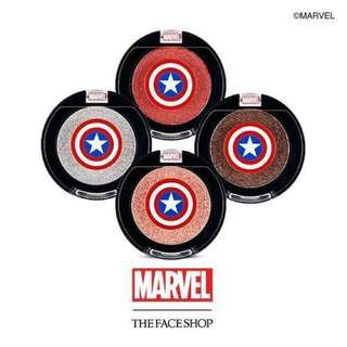 THE FACE SHOP X MARVEL SINGLE EYESHADOW JELLY