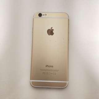 🚚 iPhone6.64G 4.7吋 金色