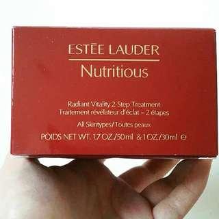 Estée Lauder Nutritious Two Step Treatment