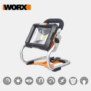 WORX Work LED Lamp 20volt platform