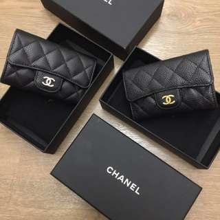 Chanel classic coin bag (gold)