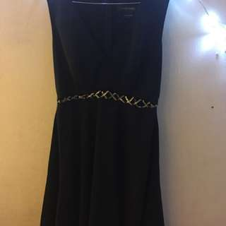 Dress hitam by Guess
