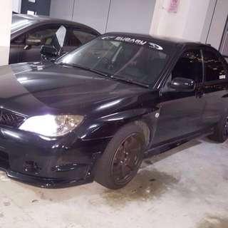Subaru impreza 1.6 Reg Singg