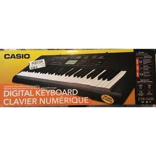 Brand new digital keyboard in box