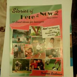 Stories of Here and Now 2 Third Edition