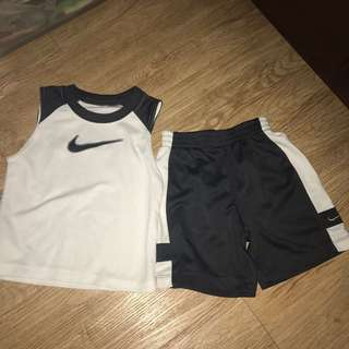Nike Basketball Jersey Set