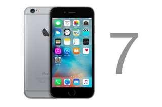 收iPhone7