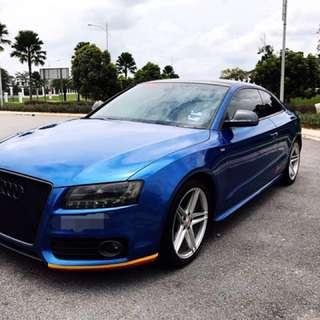 Audi A5 S-Line Coupe 📲0193366510