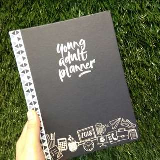 Young Adult Planner 2018