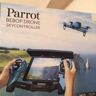 Parrot bebop drone 空拍機遙控器